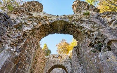 Flâner autour du Château Ganne