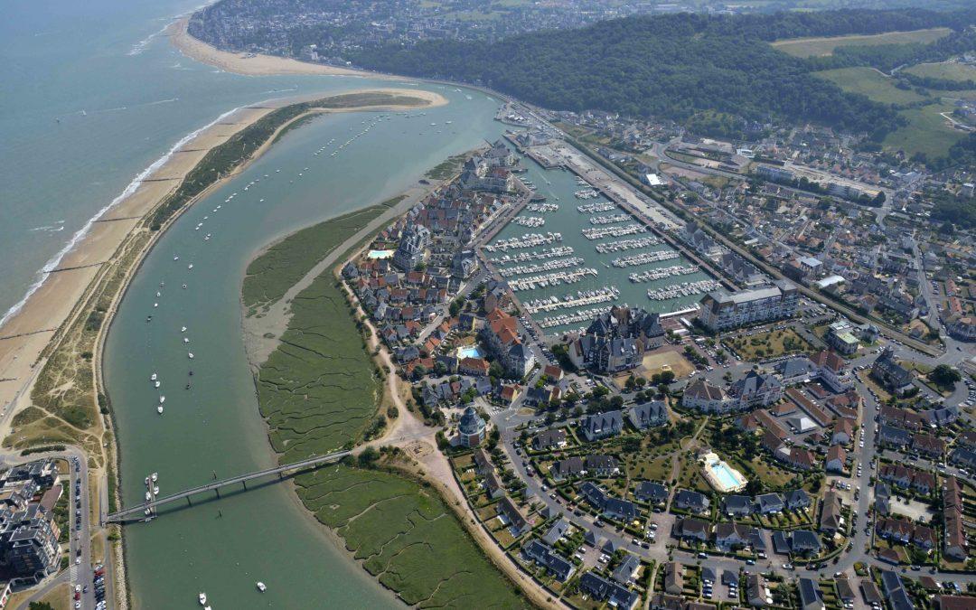 La mer, l'autre force du Calvados