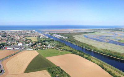 De Caen à la mer