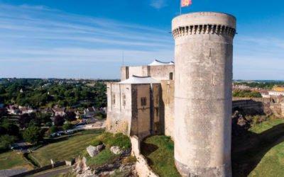 Un été d'animations au Château Guillaume-le-Conquérant de Falaise