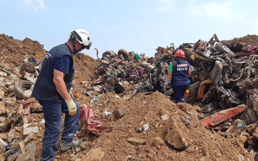Des aides exceptionnelles duDépartement pour le Liban