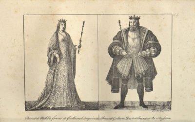 Guillaume le Conquérant l'illustre  Normand