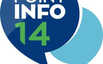 Port-en-Bessin-Huppain accueille le 38e Point Info14* du Département