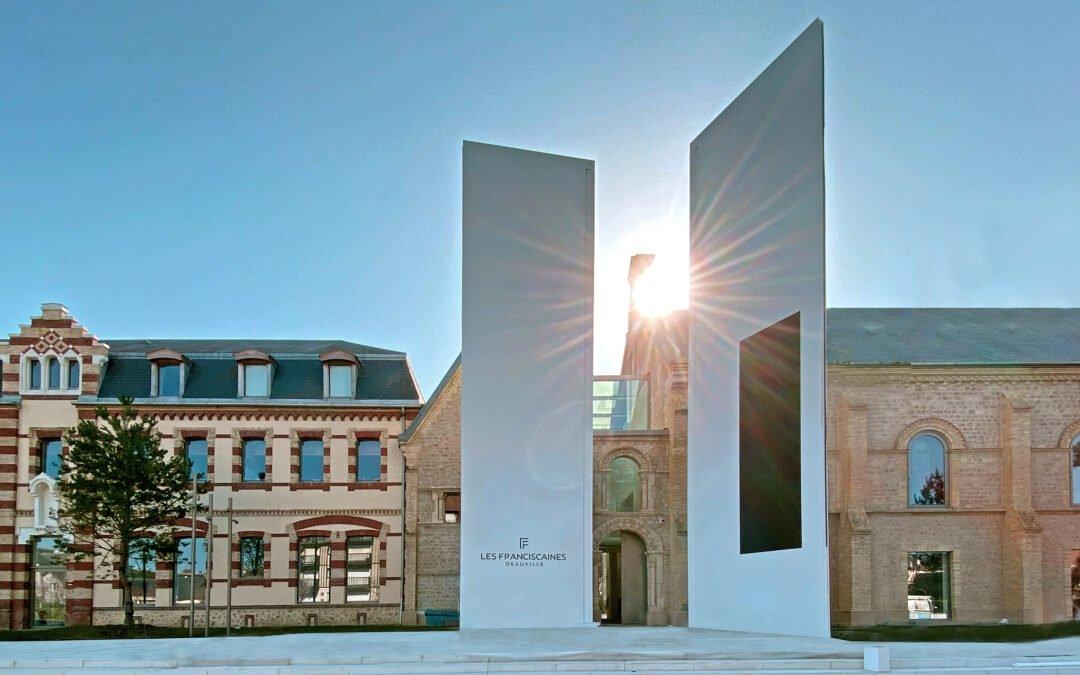 « Les Franciscaines – Deauville » s'apprête à ouvrir au public