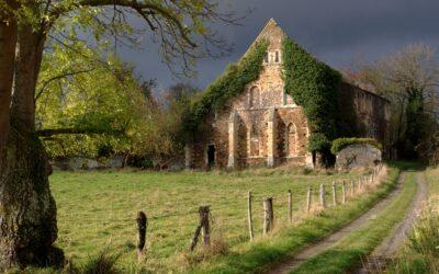 L'abbaye de Barbery présente «Esprit Jardins» à Bretteville-sur-Laize