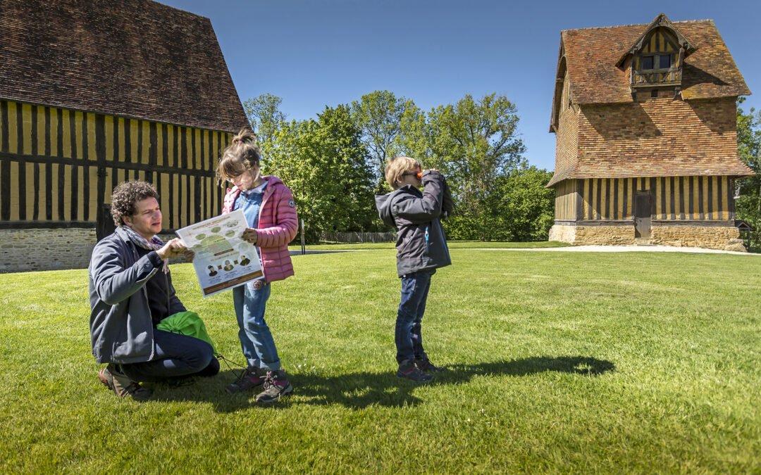On mène l'enquête au château de Crèvecœur-en-Auge!