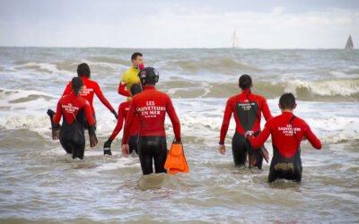 Avec la SNSM du Calvados, se former pour intervenir et sauver des vies