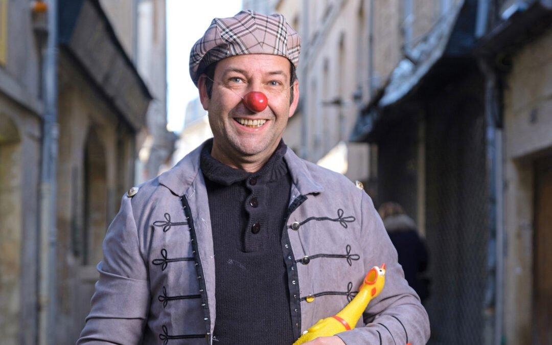 Georges le clown