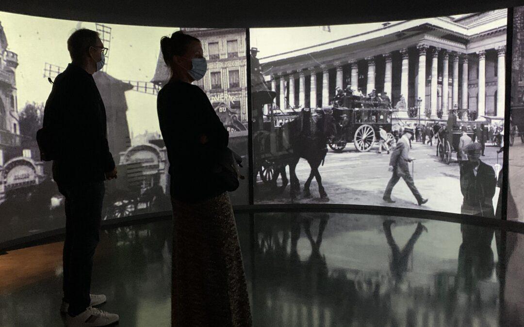 On a visité pour vous … La Villa du Temps retrouvé et ses œuvres de la Belle Époque