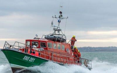 Conduire des opérations de sauvetage au large avec la SNSM du Calvados