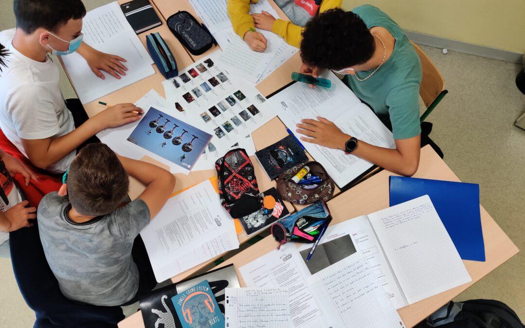 «Regard des Jeunes de 15 ans» : du vote au projet pédagogique avec les collégiens